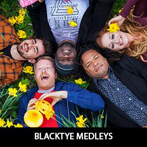 blacktye-medley